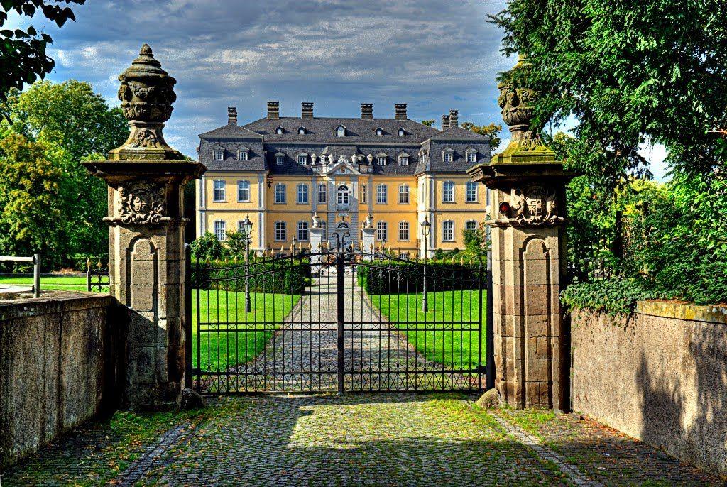 Schloss Schwarzenraben Deutschland Burgen Burgen Und Schlosser Schlosser Deutschland