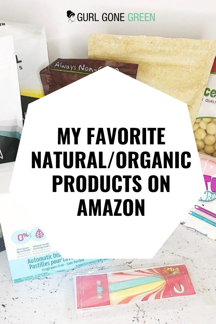 My favorite natural/organic products on amazon, nontoxic products, clean living, online organic store, amazon faves, best amazon picks, save money on organics, budget friendly online stores, budget organic, #amazonfaves #amazonproducts #amazonfavorites #n
