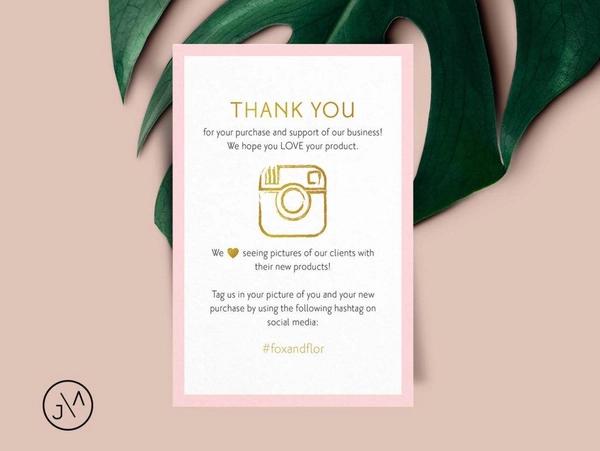 17 Business Thank You Cards Editable Psd Png Format Download Examples Kartu Ucapan Terima Kasih Pernikahan Kartu Nama Bisnis Kartu Nama
