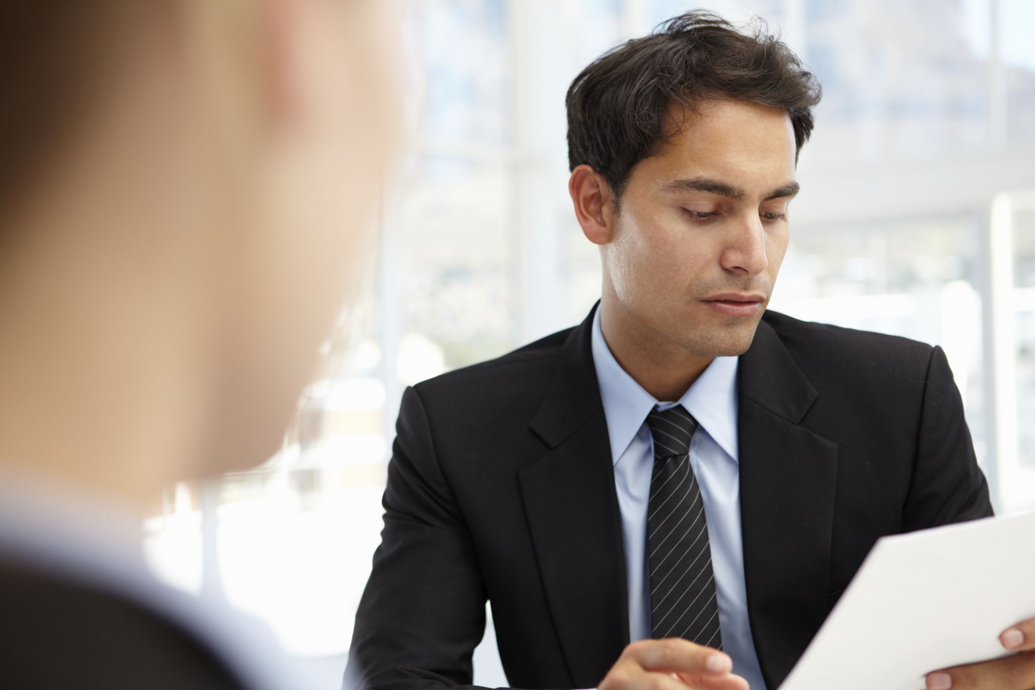 9 Résumé Mistakes You Can't Afford To Make Job interview