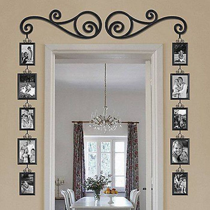 31 Creative Ways To Display Family Photos That You Never Considered Part 36