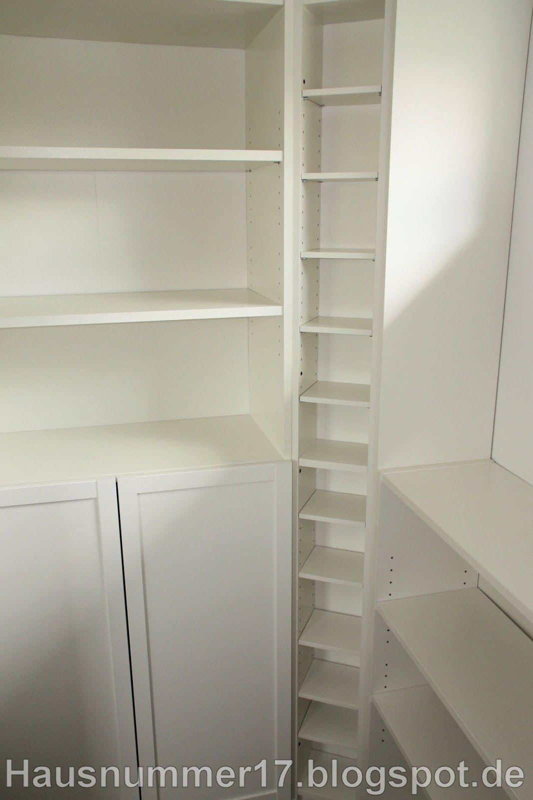 Ikea Hack Einrichten Der Abstellkammer Speisekammer Im Check More