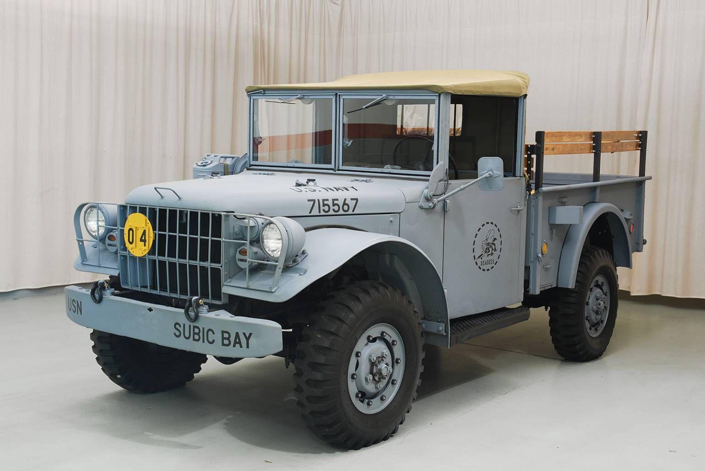 1953 dodge m37 pick up