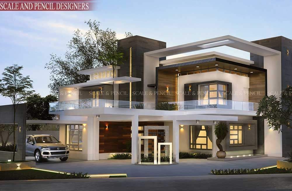 Residential Design In Kochi New Home Designs In Ernakulam