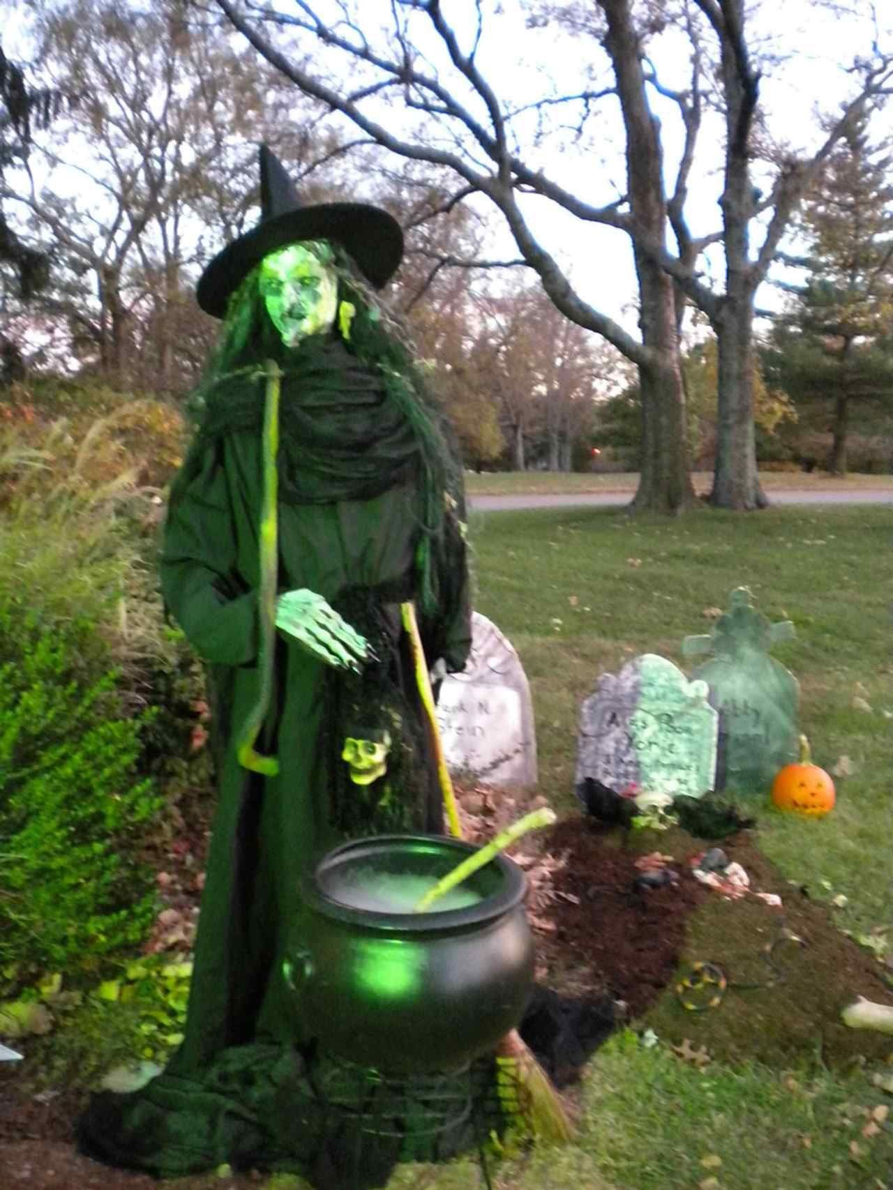 Diy Halloween Decorations Outdoor Scary Decorating Ideas