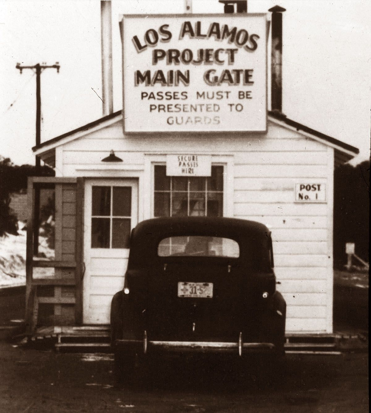 Old Picture of the Day: Los Alamos | Manhattan project history, Los alamos new mexico, Los alamos