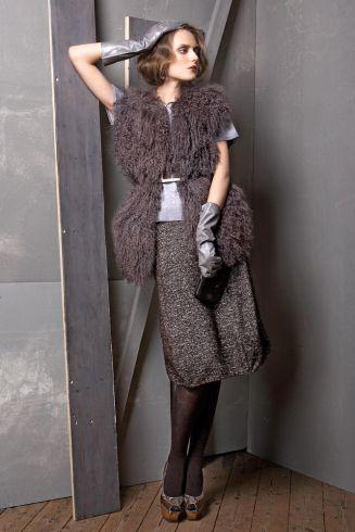 Elle Elegante Mode Im Soften 30er Jahre Stil Mafia Tendances Du Conception