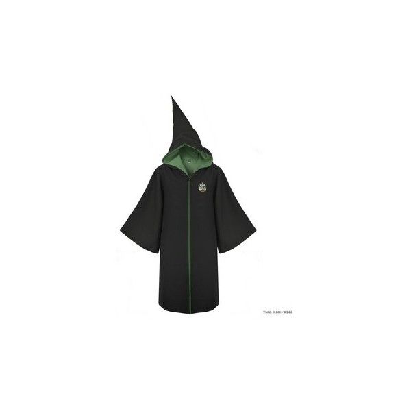 Authentic Slytherin™ Robe   Slytherin™   Warner Bros Studio Tour ...