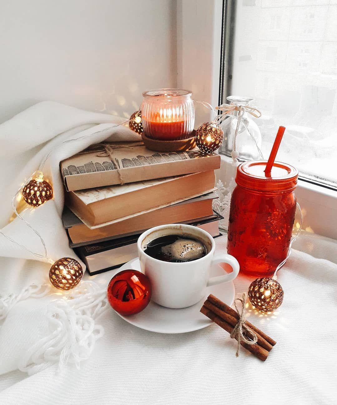 Доброго утра) #новогоднеенастроение #зимнеенастроение # ...