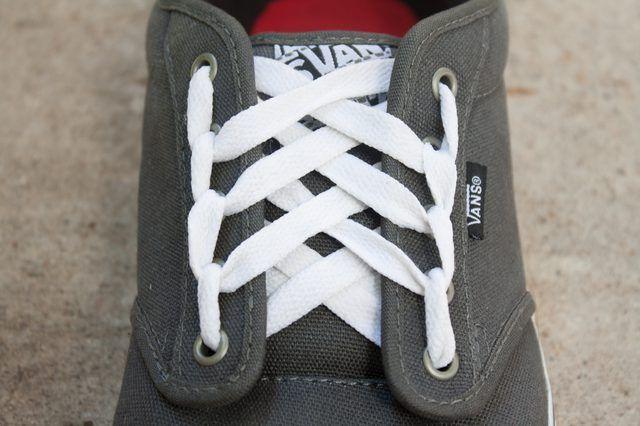 Shoe laces, Ways to lace shoes, Lace