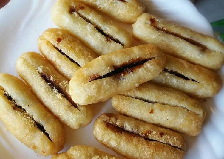 Resep Pempek Dos Simple Oleh Wan Wan Resep Roti Hot Dog Resep Kue