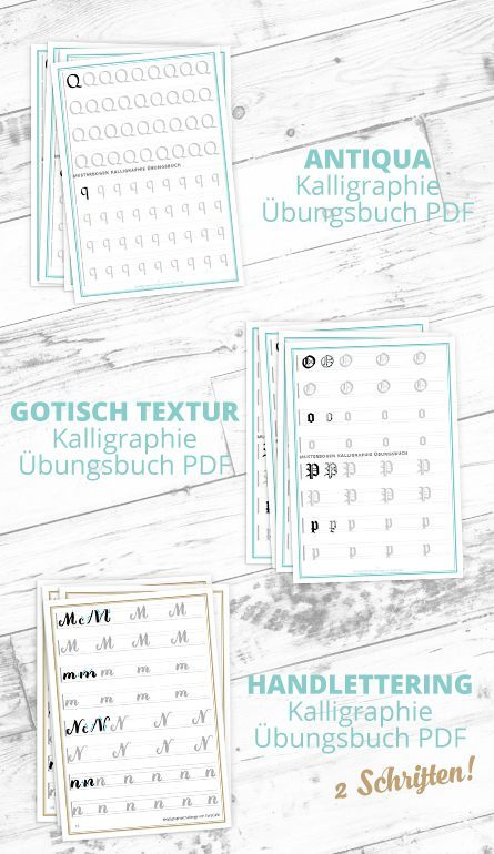 kalligraphie und handlettering lernen typography pinterest handlettering kalligraphie. Black Bedroom Furniture Sets. Home Design Ideas