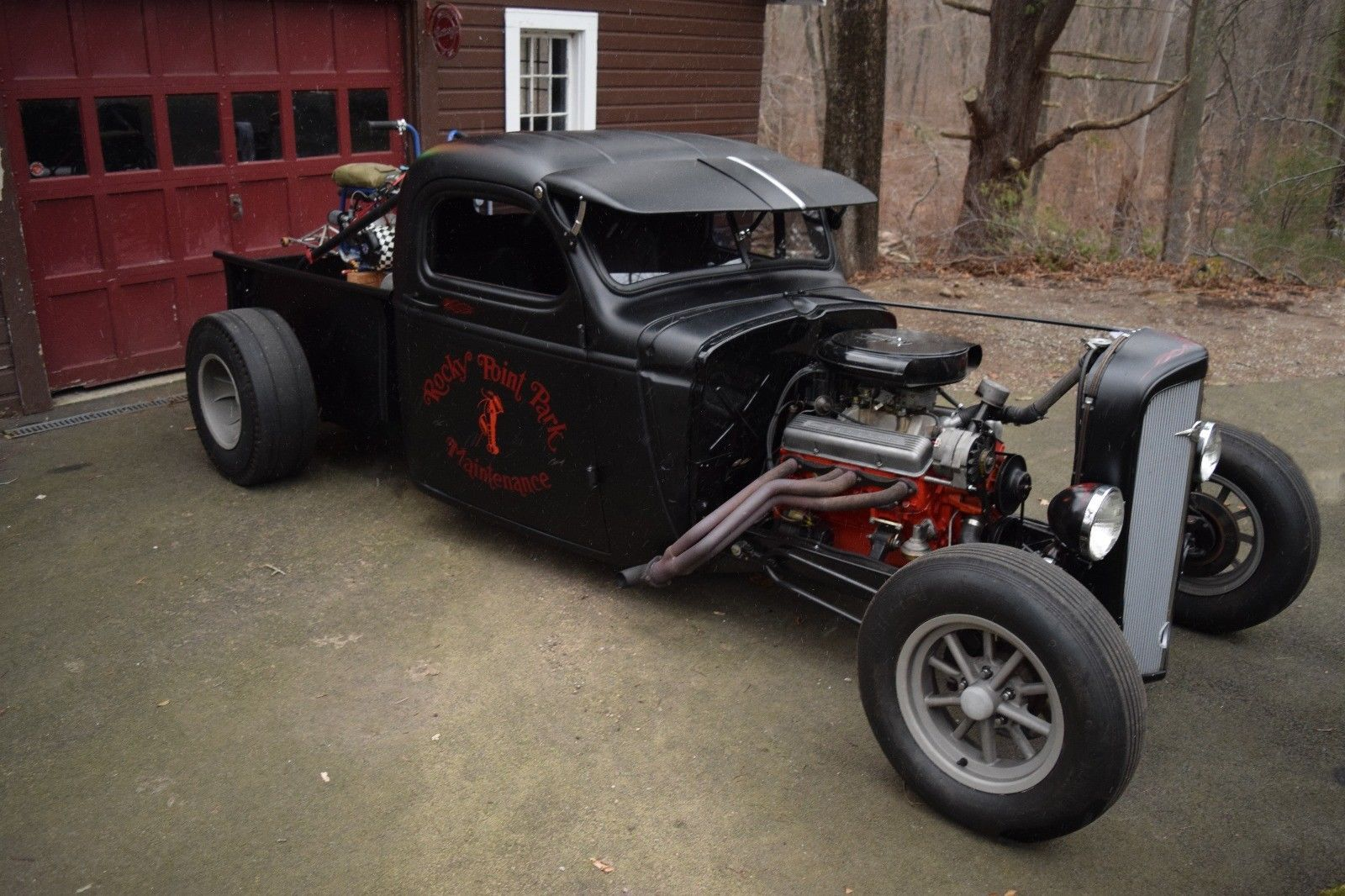 professionally build frame 1946 Chevrolet Pickup hot rod | Hot rods ...