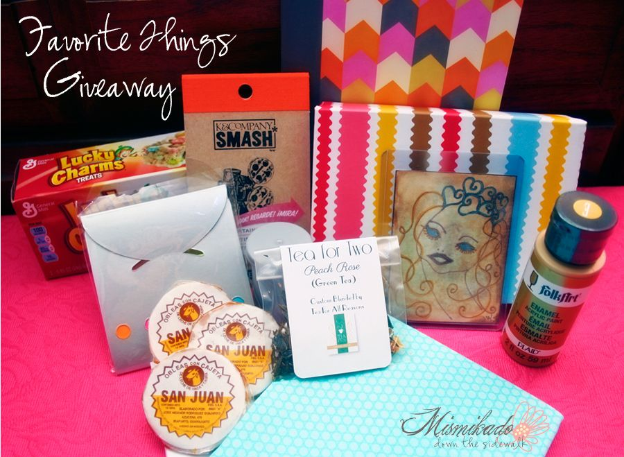 Win this set of my favorite things! Open to all US residents until March 31st. Pin any photo from my blog and leave a comment with the pin's link in the giveaway post to enter. Earn an extra entry by repining this photo and leaving a comment on my giveaway post. Happy Pinning!