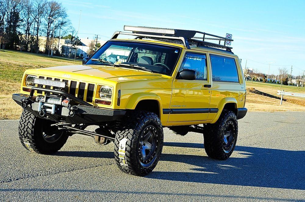 Image Result For Yellow Jeep Xj Jeep Xj Yellow Jeep Jeep Cherokee Xj