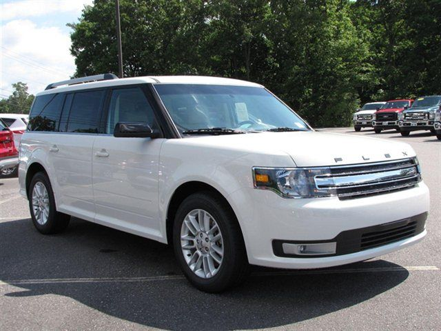 7 Seater Very Nice Family Car Fully Loaded Ford Flex New Cars Ford