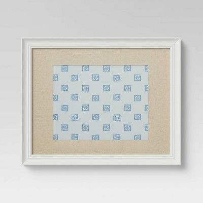 8 X 10 Wood Gallery Frame With Opening White Threshold In 2020 Wood Gallery Frames Gallery Frame Frame