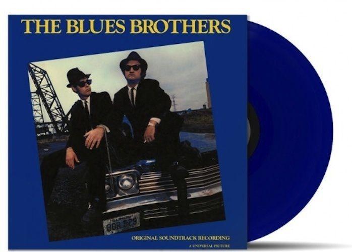 Blues Brothers Ost Vinyl Record Blues Brothers Blue Vinyl Vinyl Music