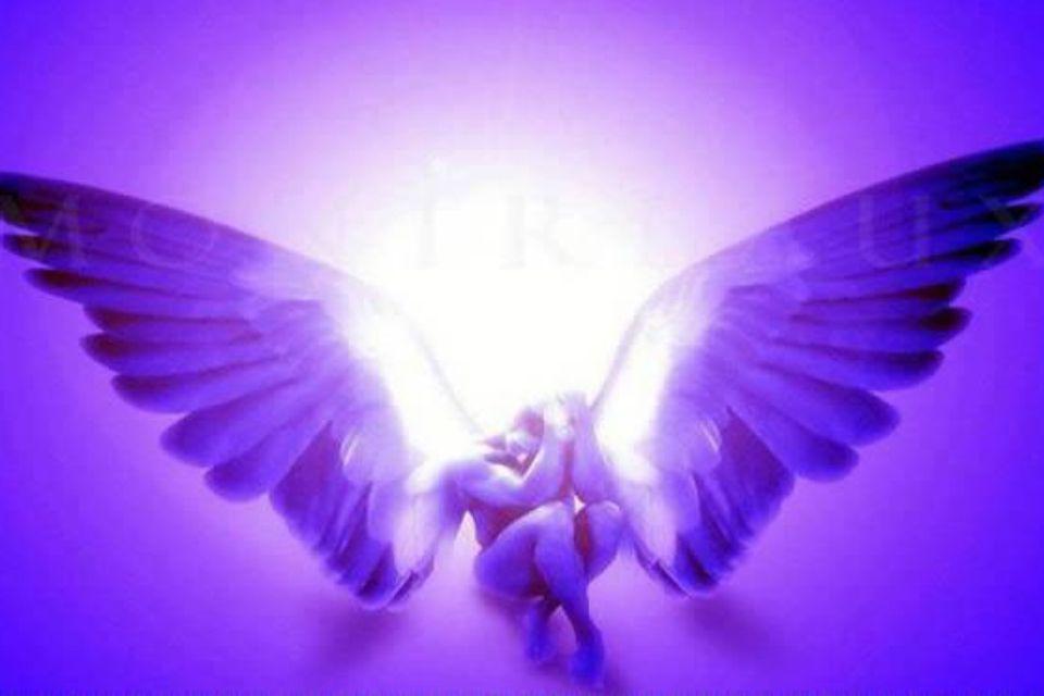 Archangel Zadkiel Angel Of Transformation And Transfiguring Grace