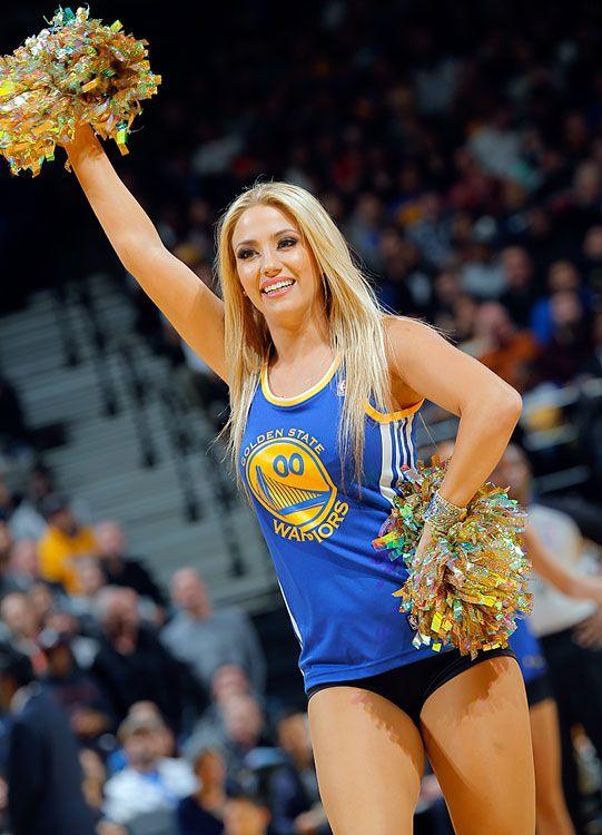 best service befbd 77882 Golden State Warriors cheerleader Warrior Girl, Nba Champions, Hot  Cheerleaders, Golden State Warriors