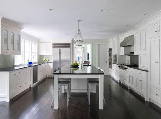 Alisberg Parker Architects Home Kitchen Home Kitchen