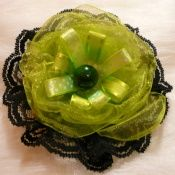 brooches, earrings,  necklaces