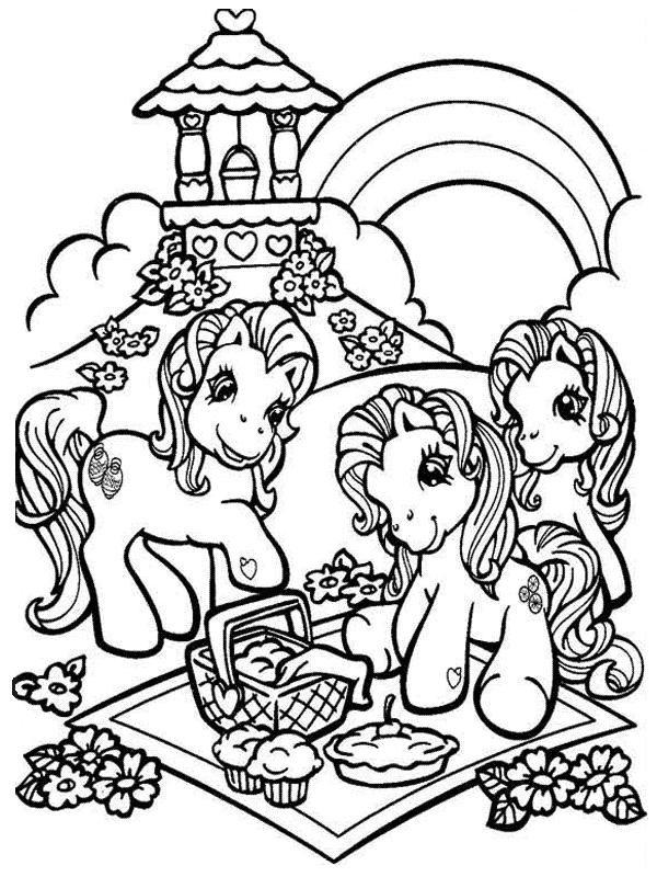 Bojanke Moj Mali Poni Kidsrs My Little Pony Coloring