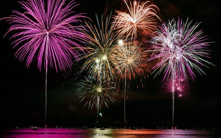 hd firework backgrounds art
