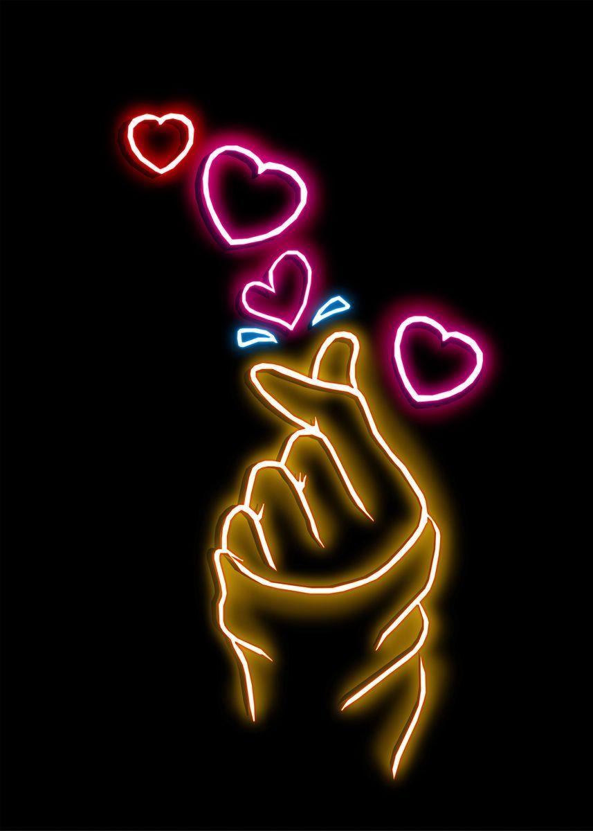 Great Art Love Neon