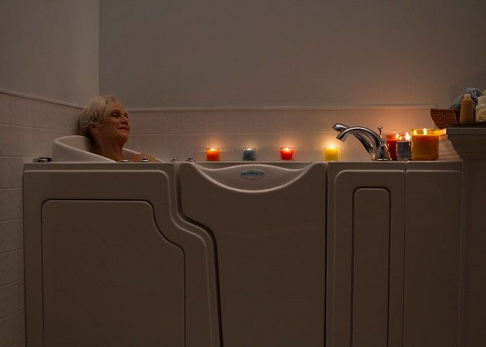 Walk-in bath tubs from Safe Step Tubs are deisgned to make bathing ...