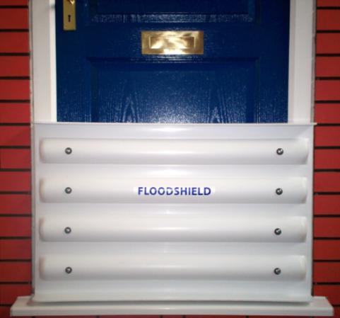 Floodshield Door Barrier And Flood Gate System Flood Barrier Flood Prevention Flood Protection