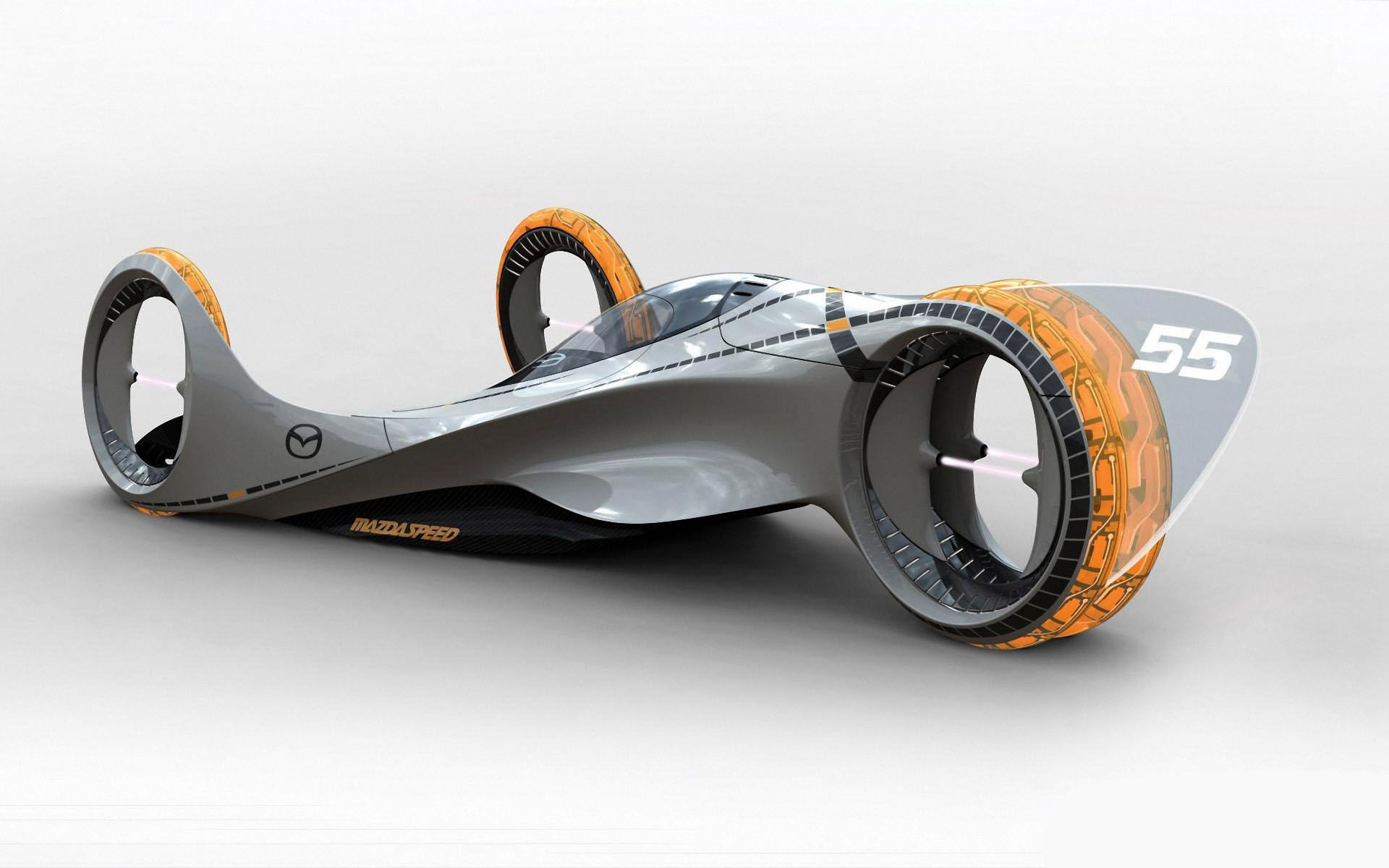 What will race cars look like in  Randys Awesome Cars