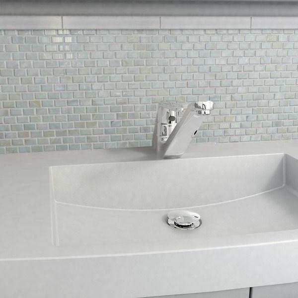 bathroom tiles white mosaic