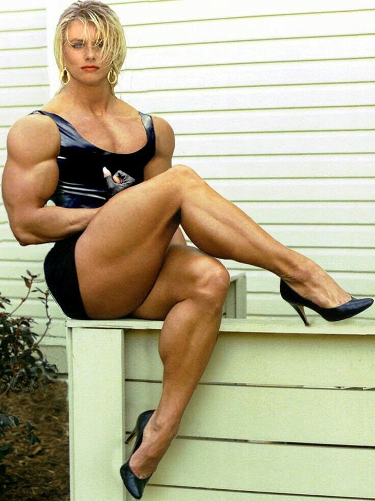 Mature fitness women