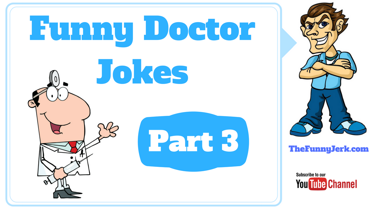 Funny Doctor Jokes Part Jokes About Medical Doctors Nurses - 30 dumbest sentences found in patients hospital charts