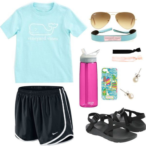 Cute Preppy Camp Outfit | Camp | Pinterest | Camp Outfits Camping And Clothes