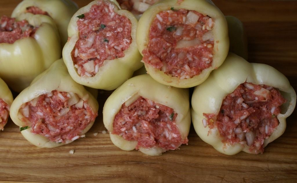 Pin On Stuffed Cabbage Pepper