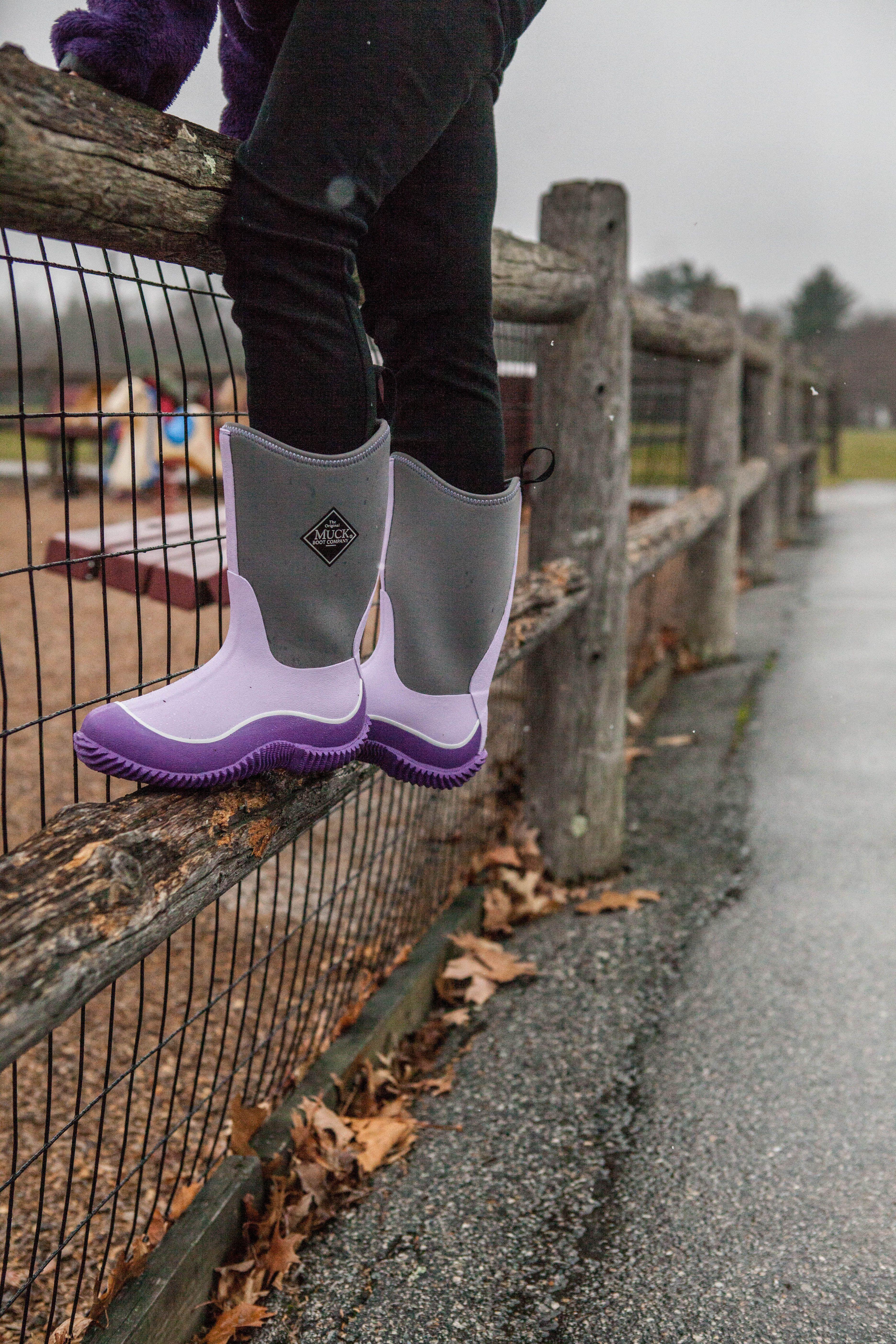Muck Boot Scrub Boot StyleoftheWeek MuckIn | Muck Boots