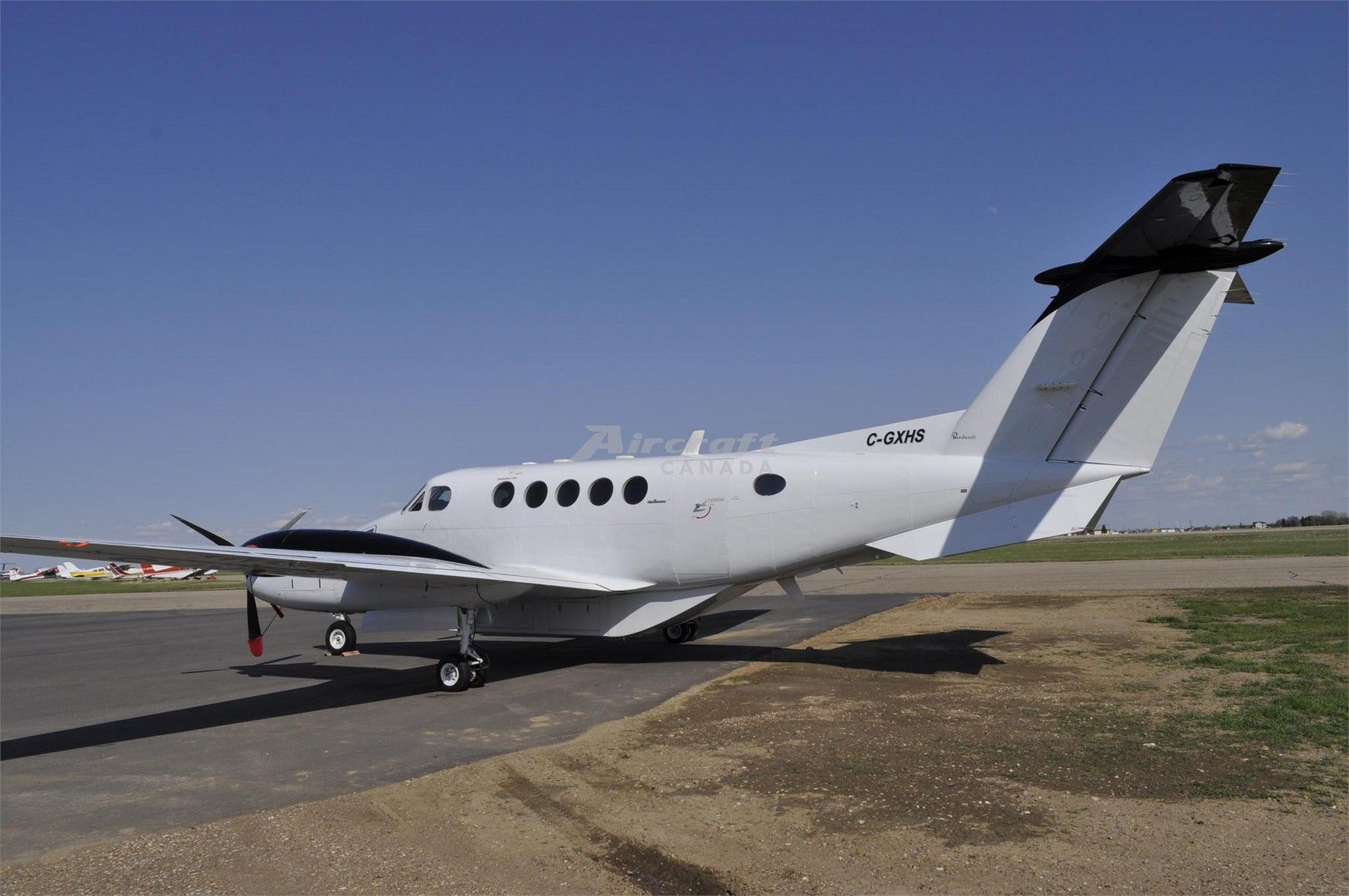 1988 Beechcraft King Air B200 for sale in Medicine Hat, AB
