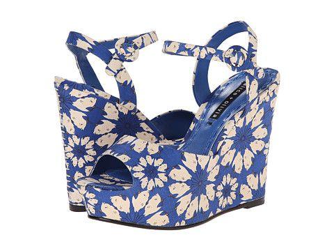 Alice + Olivia Jenna Umbrella Blue - Zappos.com Free Shipping BOTH Ways