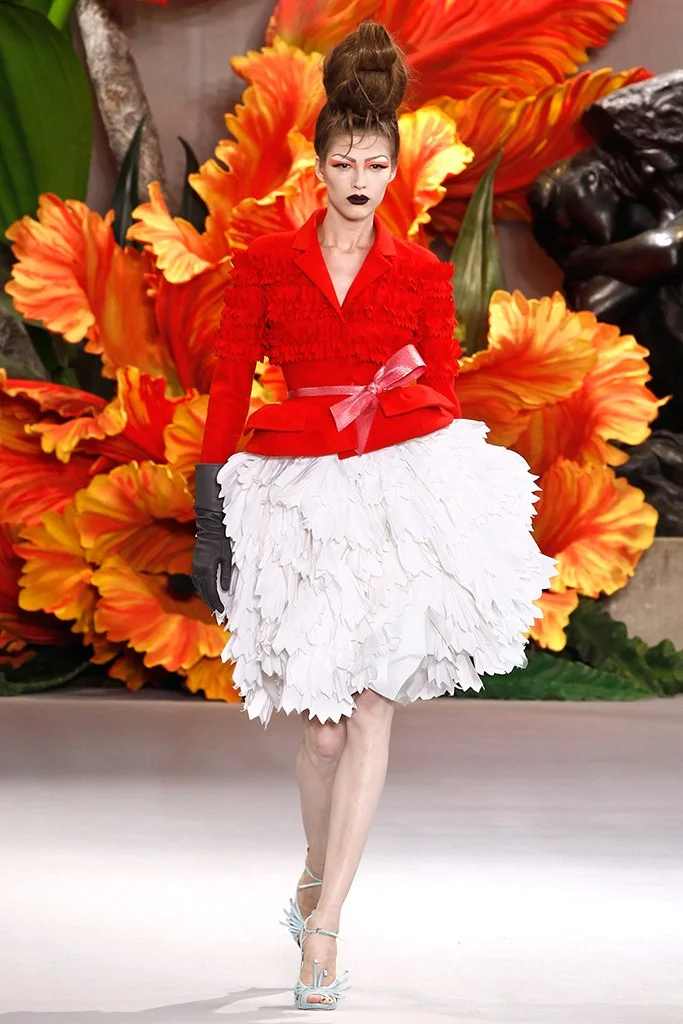 Collezione Couture autunno 2010 Christian Dior – Vogue