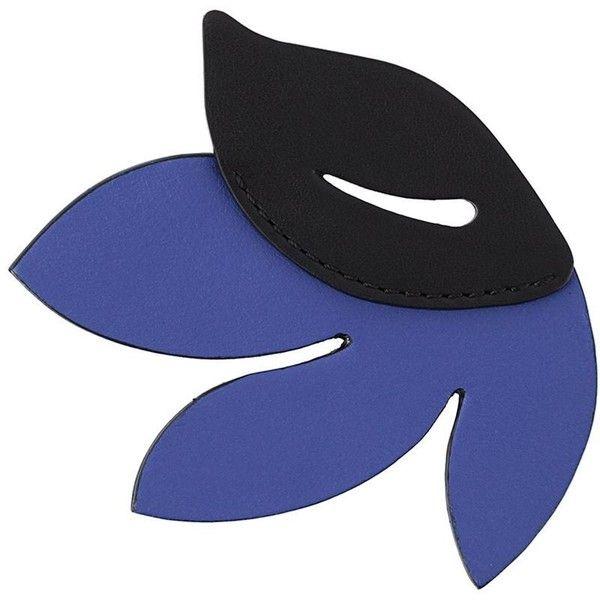 flower brooch - Blue Marni F2NCpwec