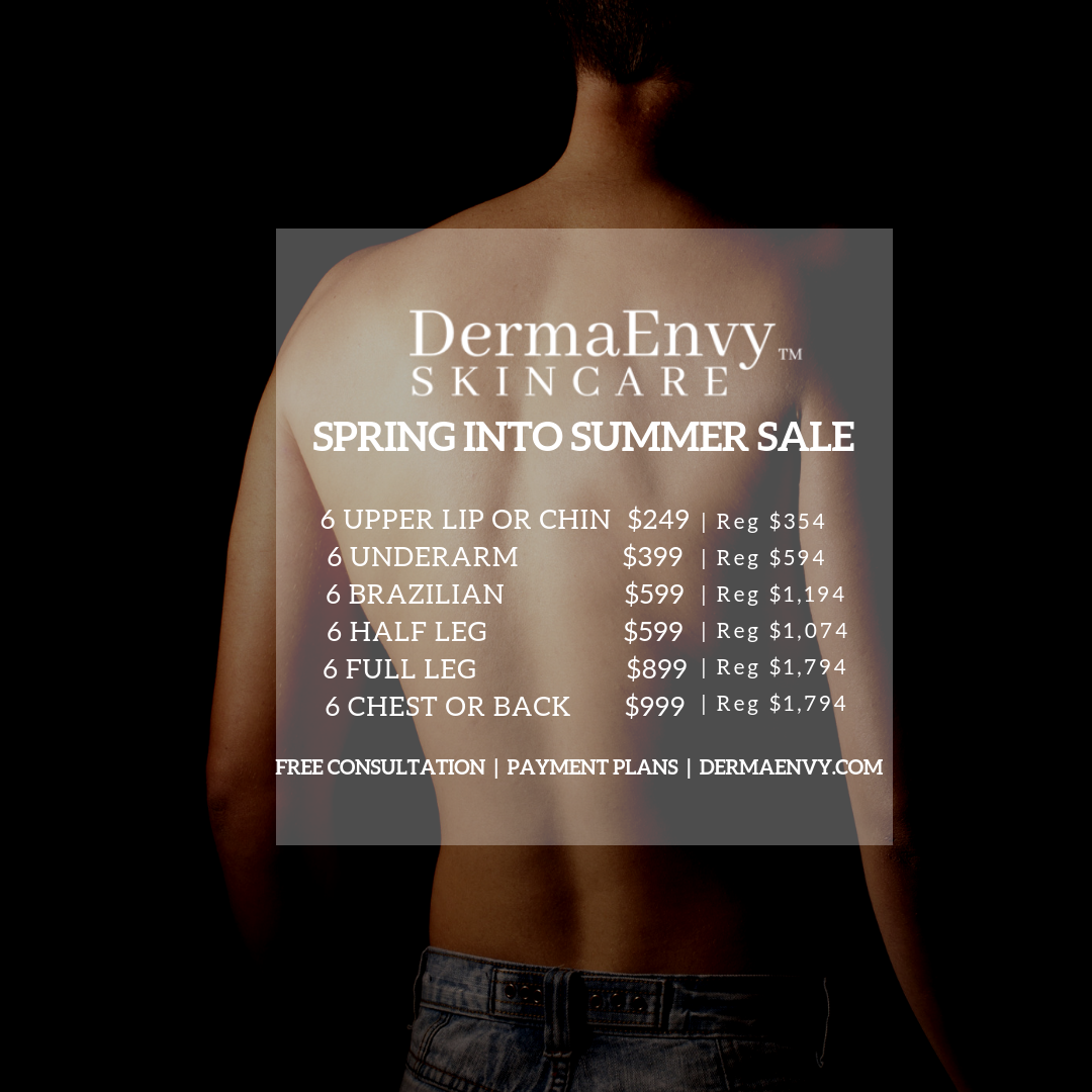 DERMAENVY SPRING INTO SUMMER SALE Save up to 60 on