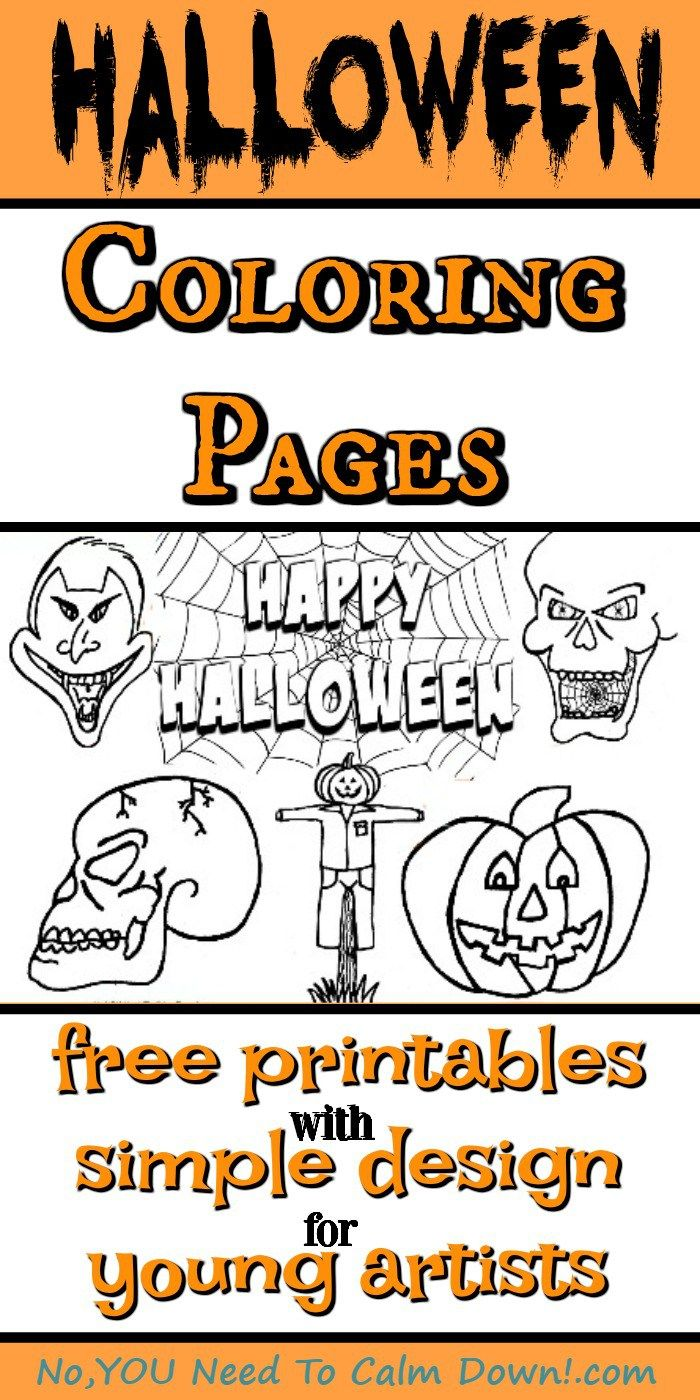 Halloween coloring pages for kids free printables vampire