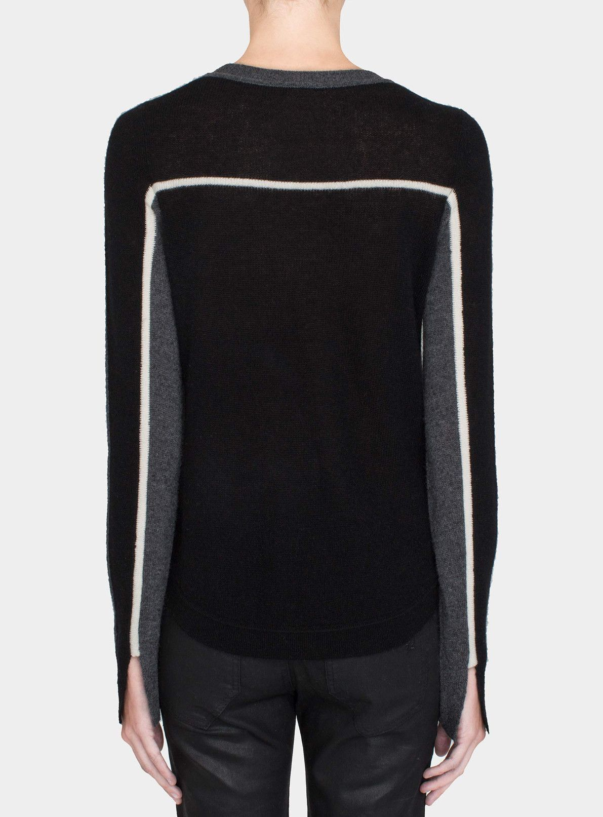 Sport Back Sweater