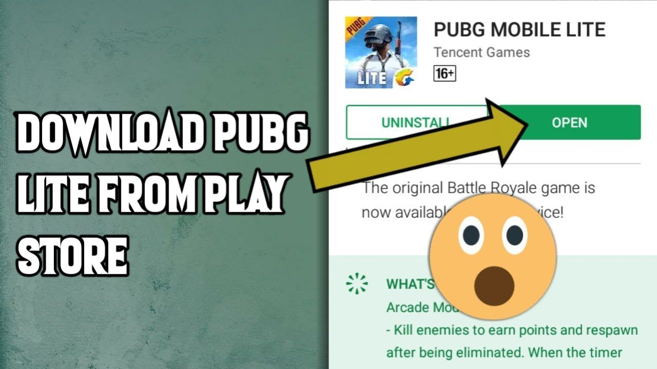 How to download PUBG LITE from play store? | 0 9 0 latest