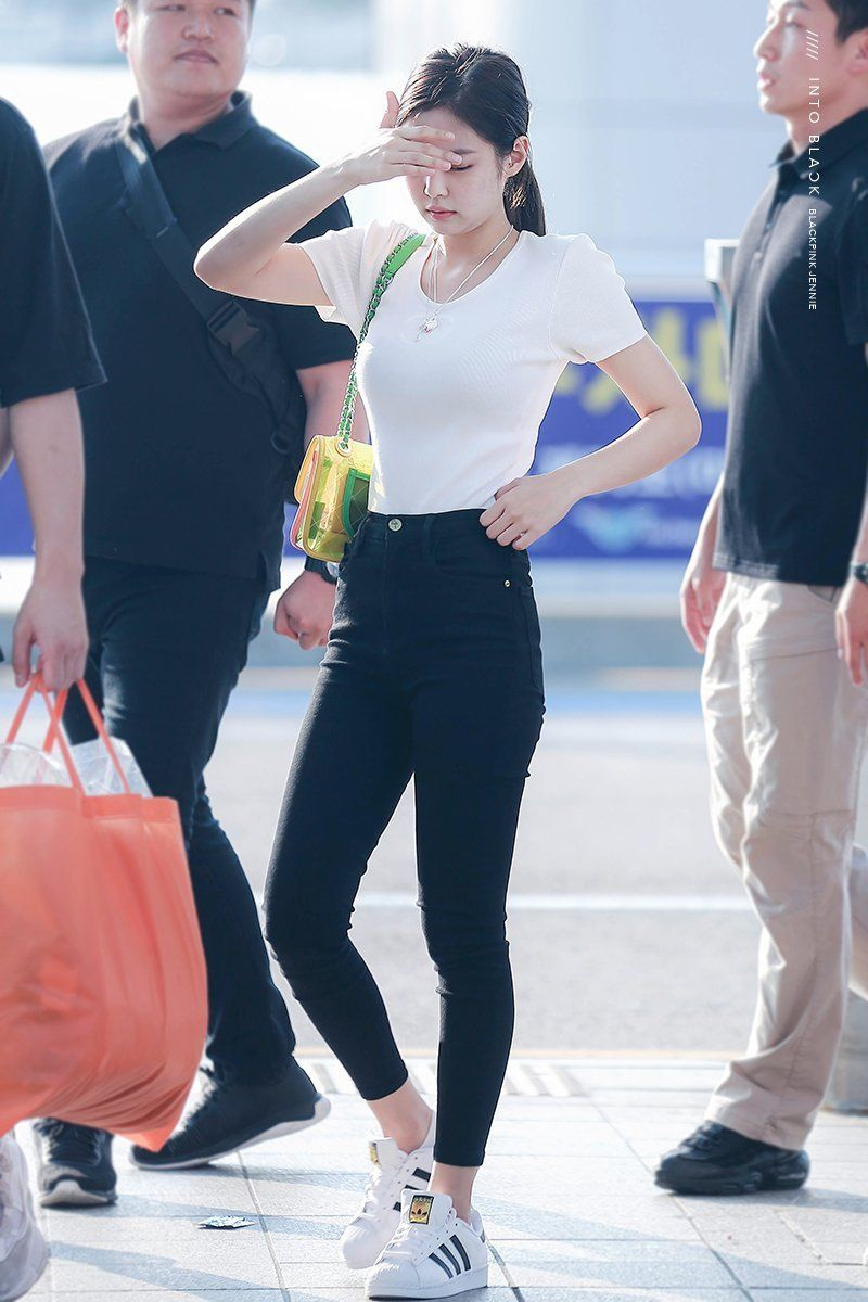 jennie fashion ─ ♡ #kpopfashion