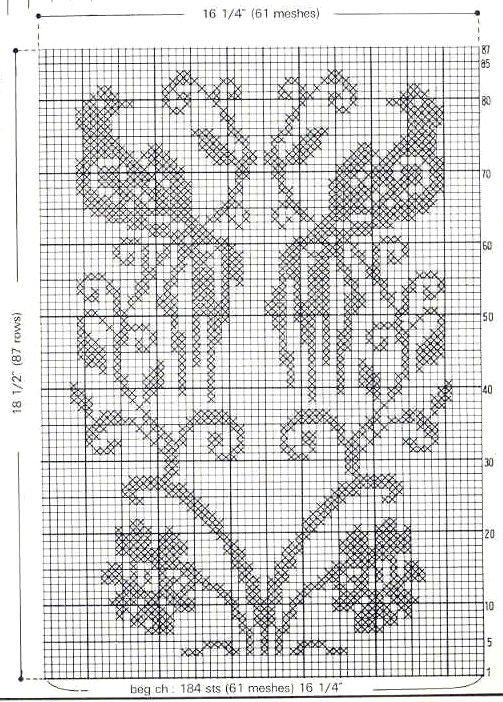 Animaux Et Leurs Grilles Gratuites Au Crochet Le