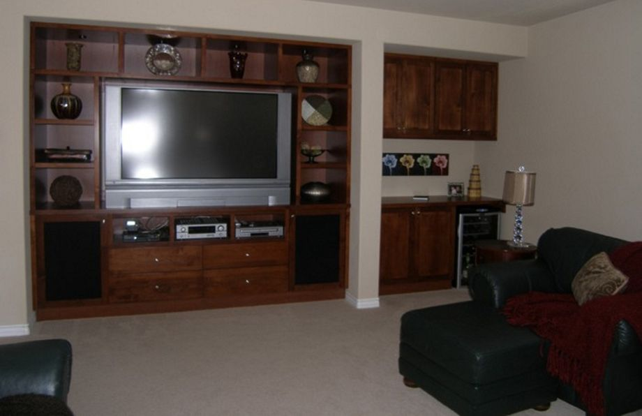 Custom Home Media Center Designs Cly Closets Design Your Own Or Go With One Of