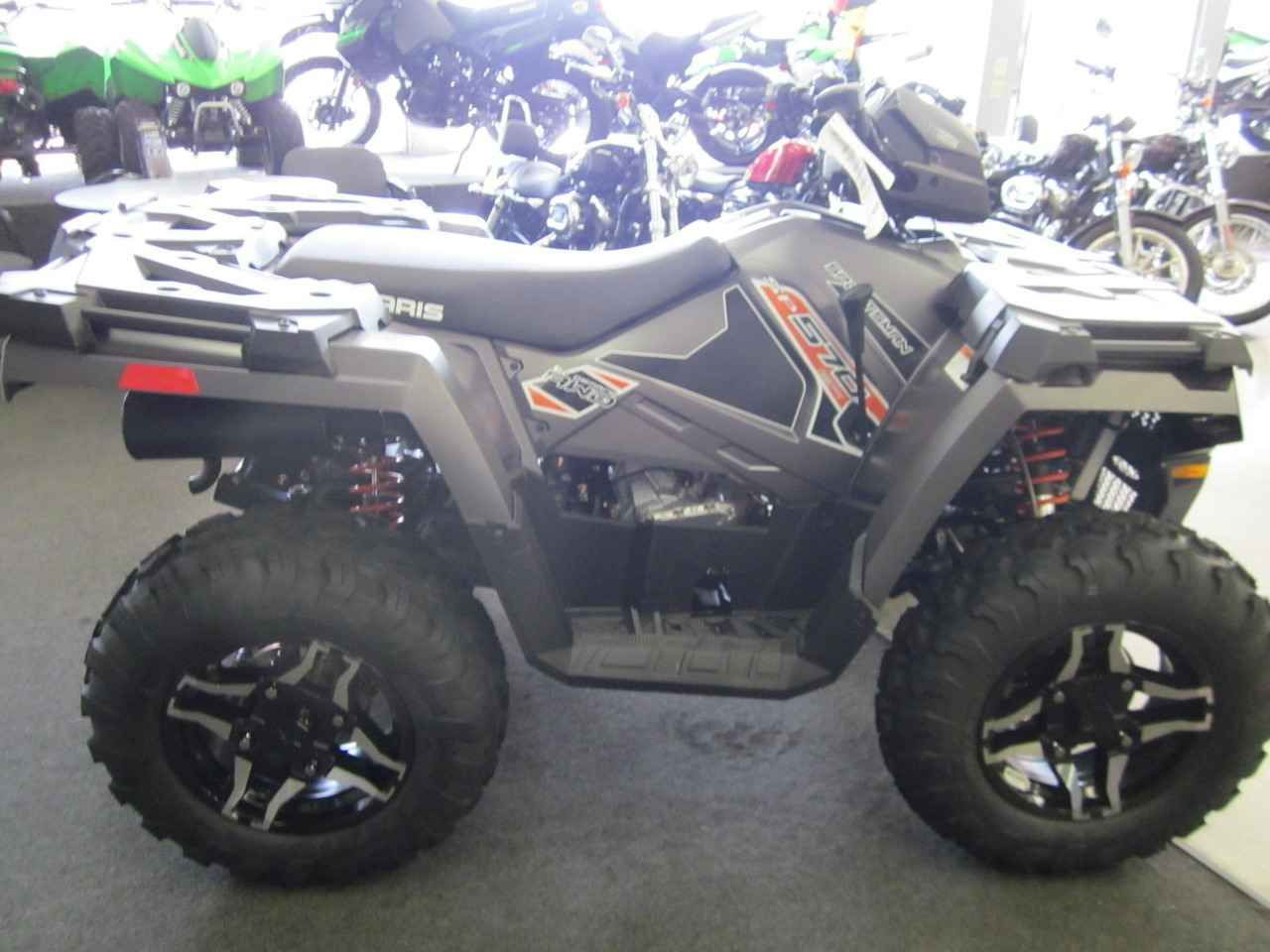 New 2016 Polaris SPORTSMAN 570 SP EPS ATVs For Sale in California. •Premium SP Performance Package•Powerful 44 Horsepower ProStar® Engine•High Performance Close Ratio On-Demand All Wheel Drive (AWD)